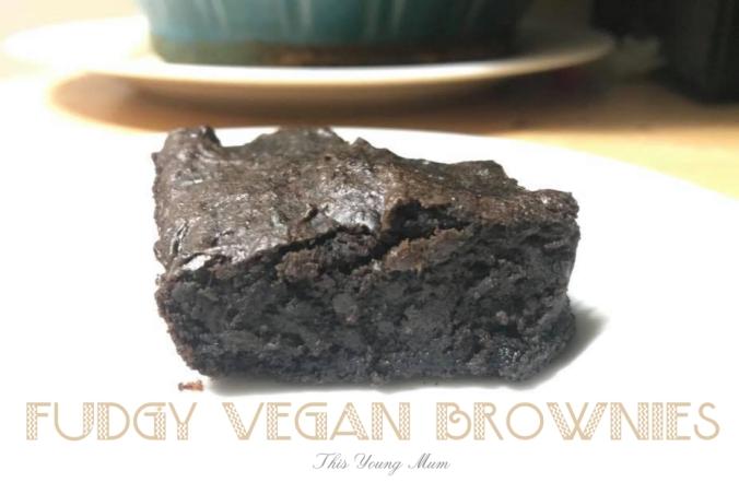 vegan brownie plugin