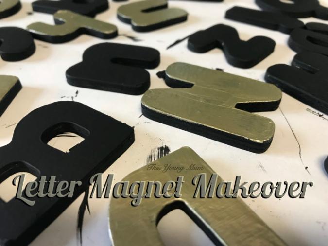 letter magnet promo